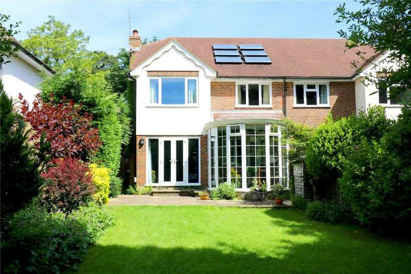 4 Bedrooms House for sale in Love Lane, Abbots Langley, Hertfordshire, WD5