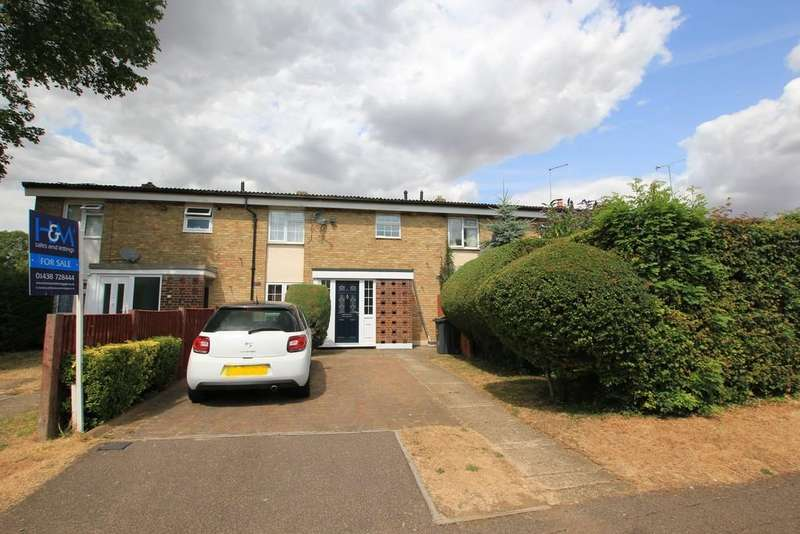 3 Bedrooms Terraced House for sale in The Hawthorns, Stevenage