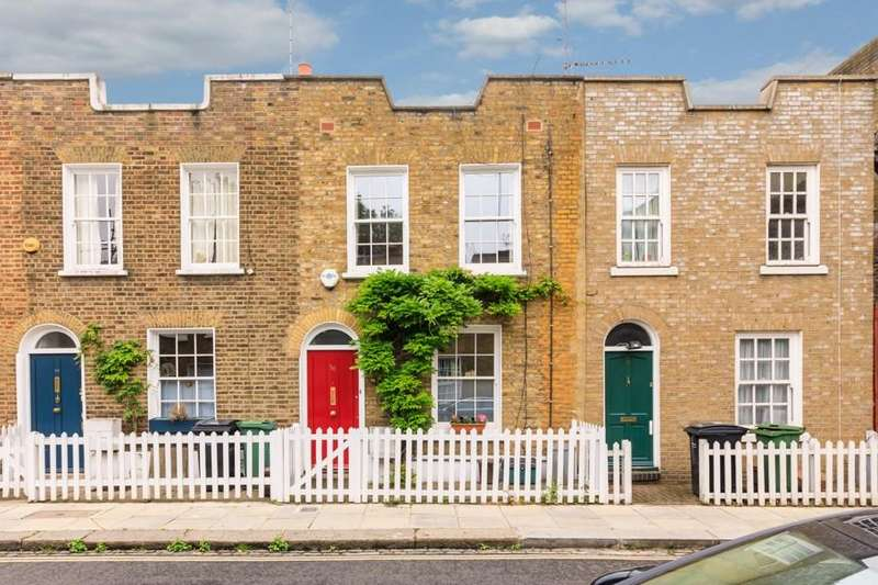 3 Bedrooms Terraced House for sale in Clarence Way, Camden NW1