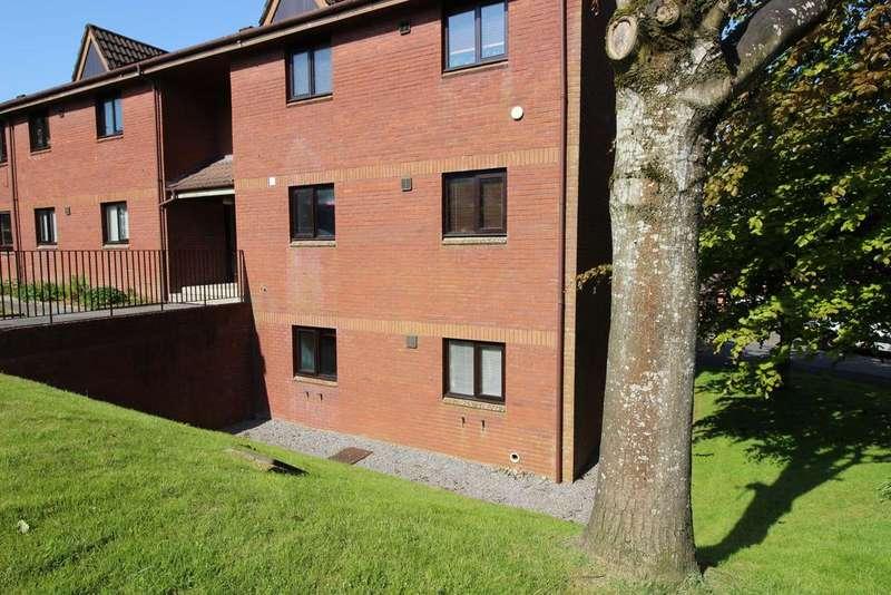 1 Bedroom Flat for sale in Kirkpatrick Court, Dumfries DG2