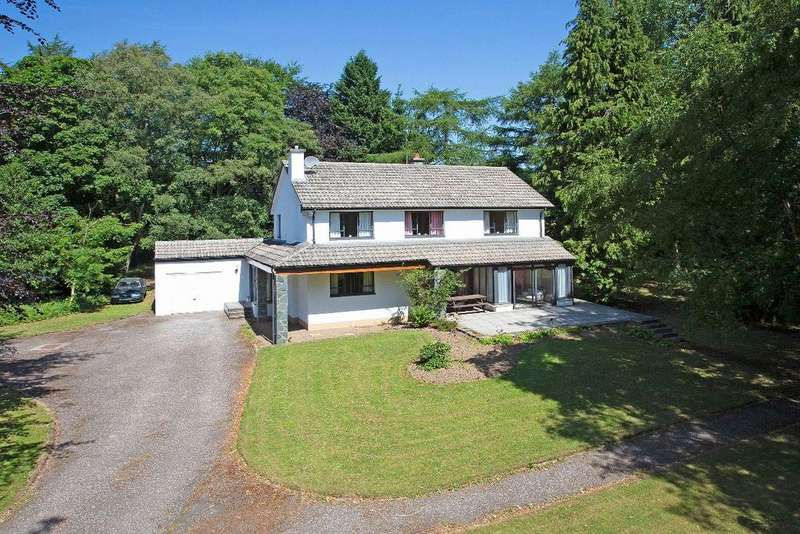4 Bedrooms Country House Character Property for sale in Braeside, Dykes of Gray Road, Liff, Dundee, DD2 5ND