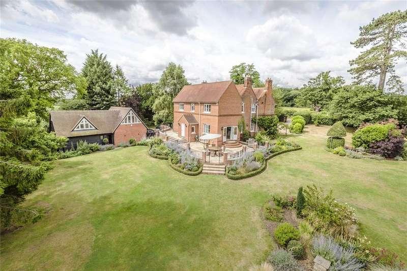 5 Bedrooms Detached House for sale in Bush End, Hatfield Broad Oak, Bishop's Stortford, Hertfordshire, CM22