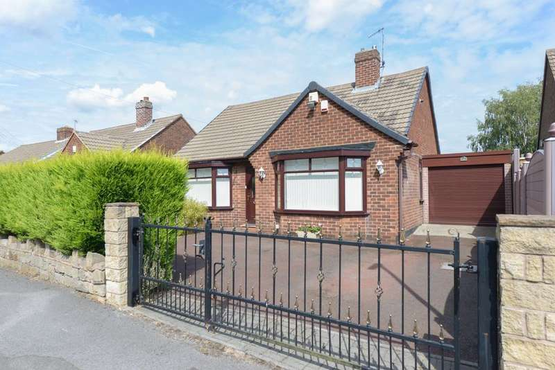 2 Bedrooms Detached Bungalow for sale in Ians Way, Ashgate, Chesterfield
