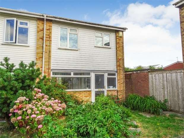 3 Bedrooms Semi Detached House for sale in Birch Close, Patchway, Bristol, Gloucestershire