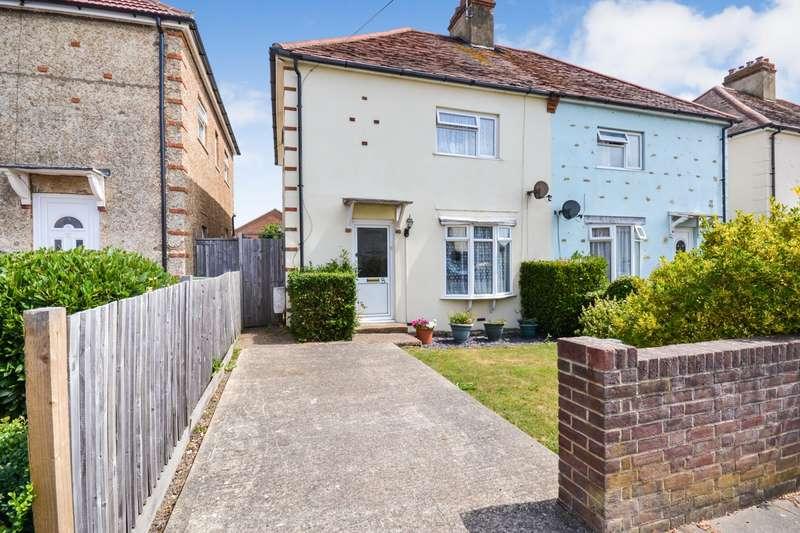 3 Bedrooms House for sale in Percival Road, Hampden Park, Eastbourne, BN22
