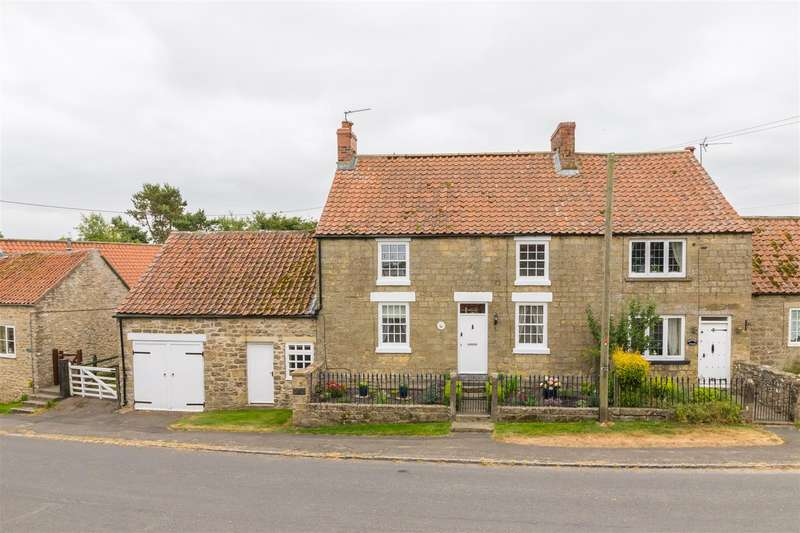 5 Bedrooms House for sale in Greystone House, Lockton, Pickering, YO18 7QB