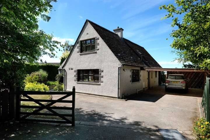 4 Bedrooms Detached House for sale in St. Clair, Lethen Road, Auldearn, Nairn, Highland, IV12