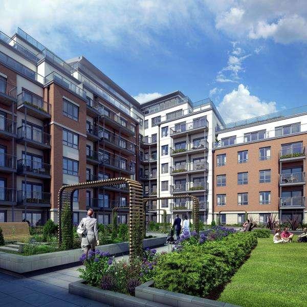 3 Bedrooms Flat for sale in Beaufort Park, Colindale