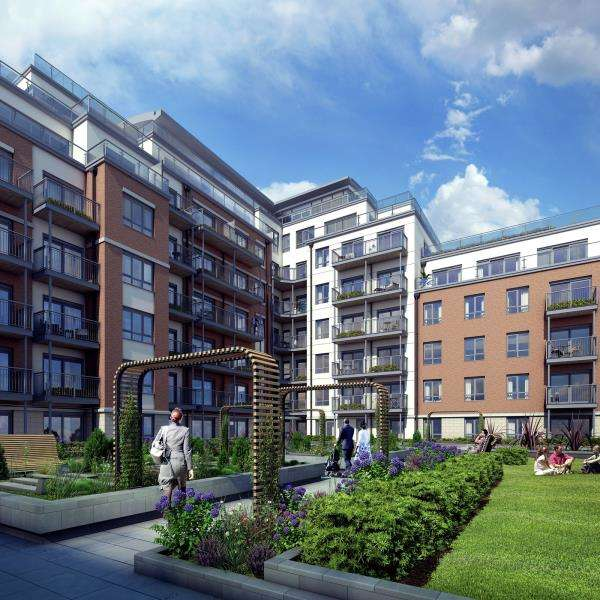 3 Bedrooms Flat for sale in Beaufort Park, Colindale
