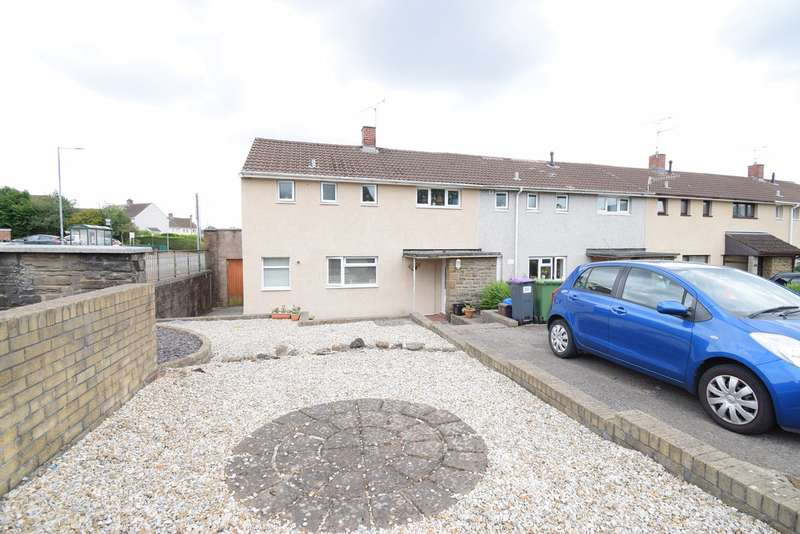 3 Bedrooms End Of Terrace House for sale in Five Oaks Lane, Croesyceiliog, Cwmbran, NP44
