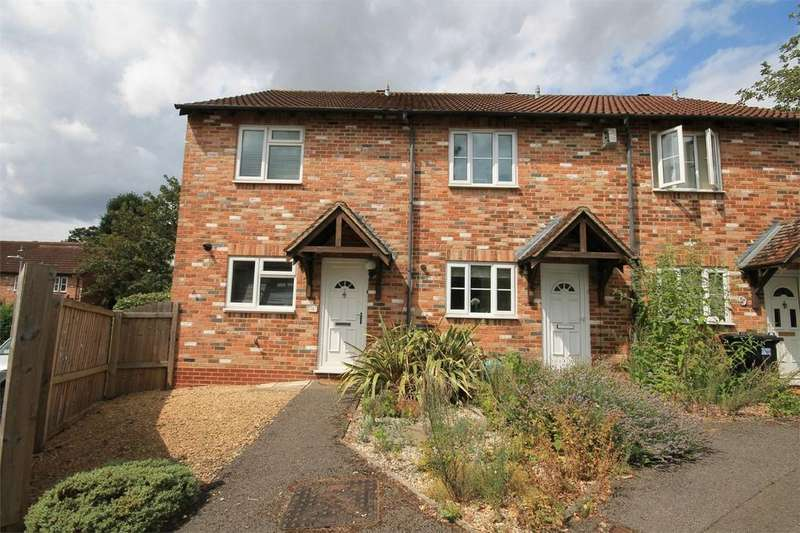 2 Bedrooms Terraced House for sale in THATCHAM, Berkshire
