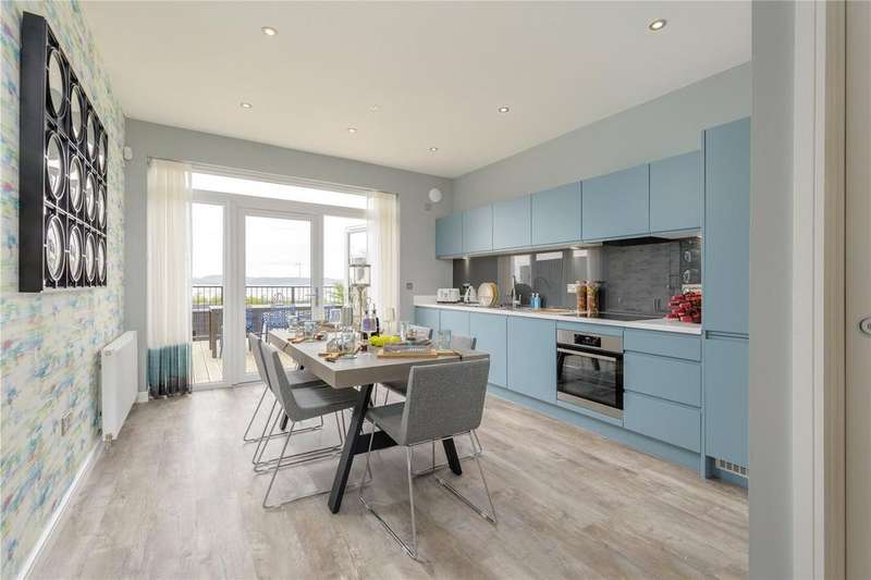 3 Bedrooms Semi Detached House for sale in Plot 15, 55 Degrees North, Waterfront Avenue, Edinburgh