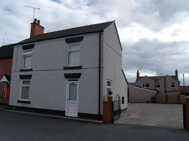 2 Bedrooms Detached House for sale in Rhos, Wrexham