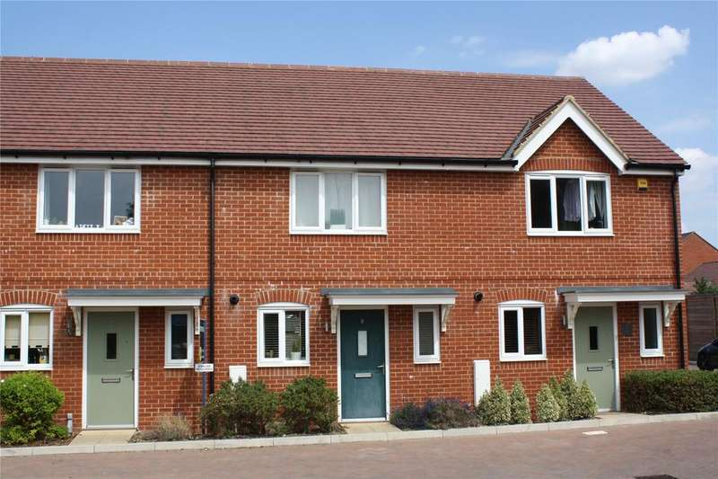 2 Bedrooms Terraced House for sale in Sambar Grove, Three Mile Cross, Reading, Berkshire, RG7