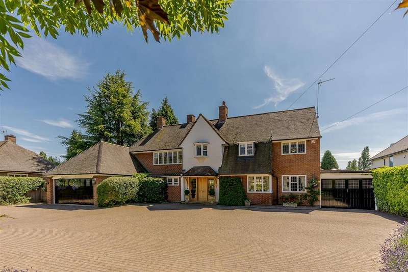 6 Bedrooms Detached House for sale in Newfield Road, Hagley, Stourbridge, West Midlands