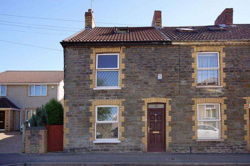 2 Bedrooms Terraced House for sale in Portland Street, Staple Hill, Bristol, BS16 4PT