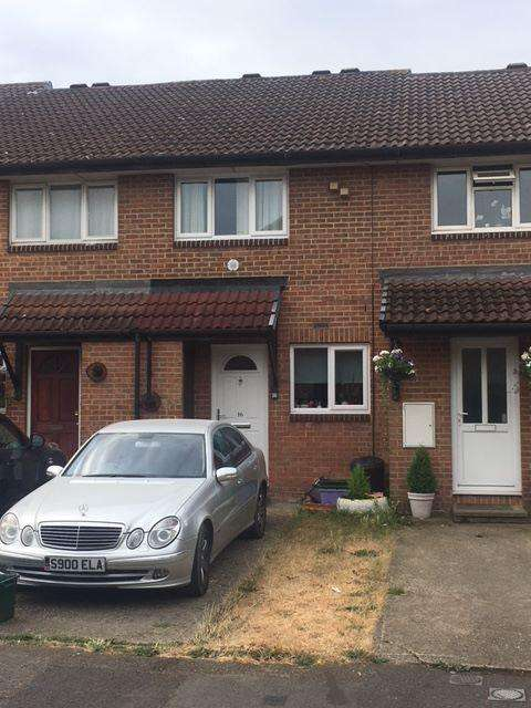 2 Bedrooms Terraced House for sale in Landseer Close