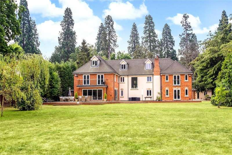 6 Bedrooms Equestrian Facility Character Property for sale in Wellingtonia Avenue, Crowthorne, Berkshire, RG45