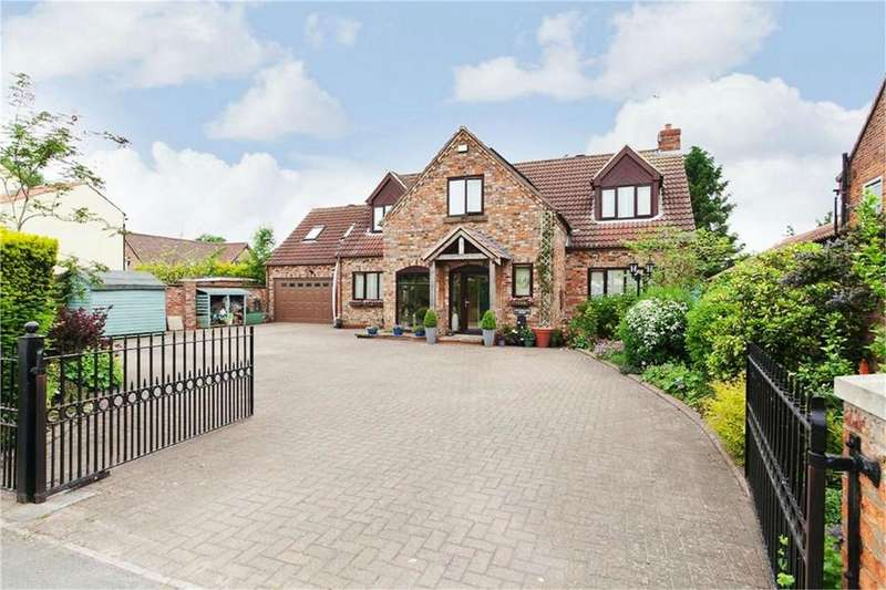 5 Bedrooms Detached House for sale in Main Street, Melbourne, York