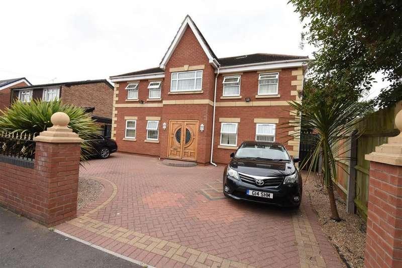8 Bedrooms Detached House for sale in Common Lane, Washwood Heath, Birmingham