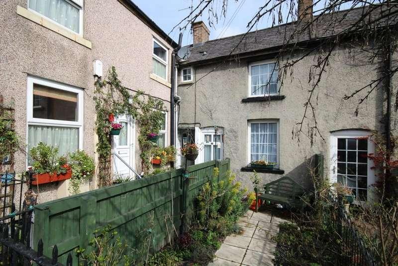 1 Bedroom Cottage House for sale in Berwyn Street, Llangollen