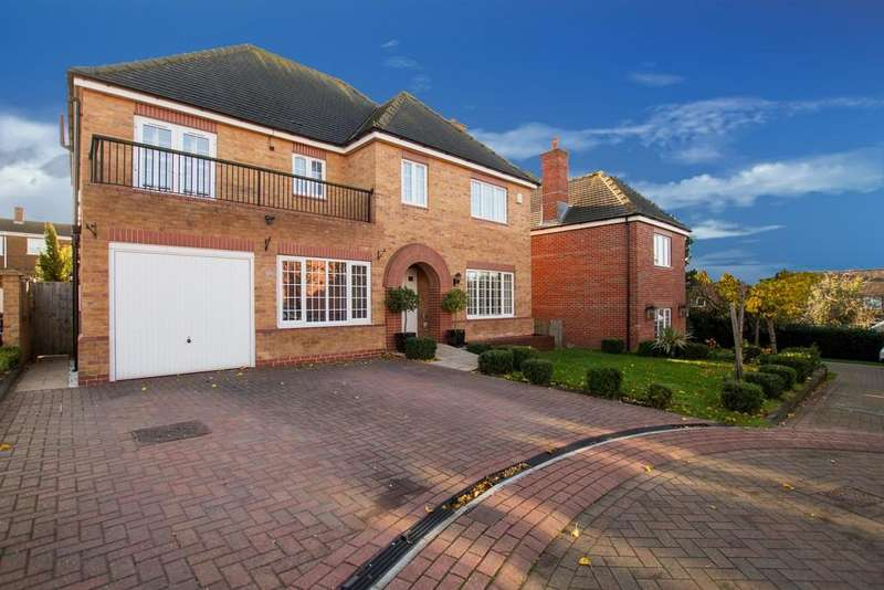 6 Bedrooms Detached House for sale in Centurion Fields, Bessacarr, Doncaster