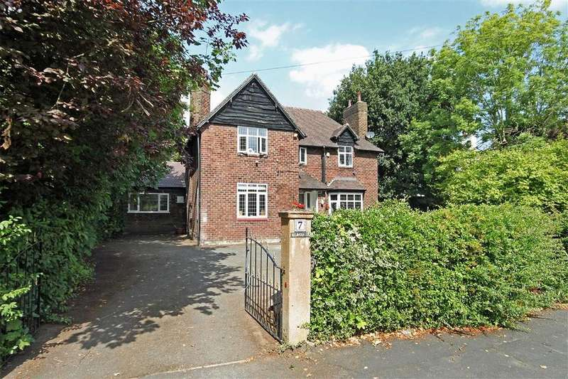 5 Bedrooms Detached House for sale in Leys Road, Timperley, Cheshire