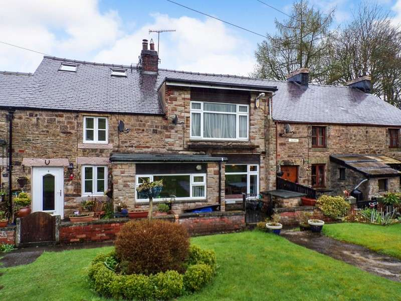 2 Bedrooms Property for sale in Bankfoot, Greenhead, Brampton, Cumbria, CA8 7JJ