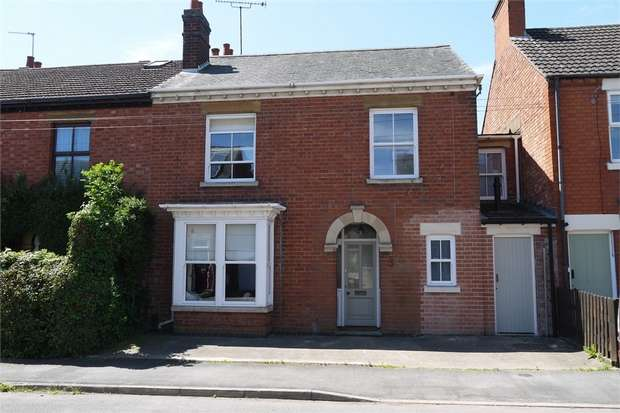 4 Bedrooms Semi Detached House for sale in Gardiner Street, MARKET HARBOROUGH, Leicestershire