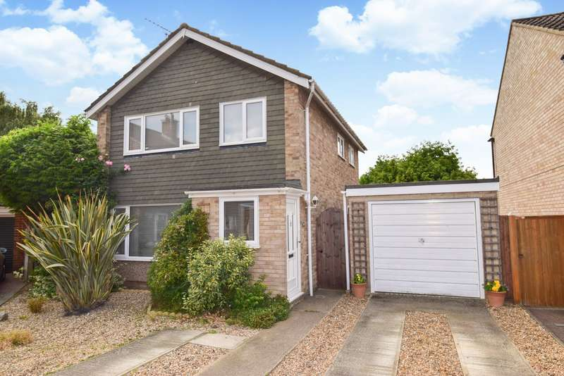 3 Bedrooms Detached House for sale in Hag Hill Rise, Taplow, SL6