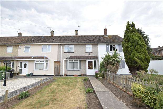 3 Bedrooms Terraced House for sale in The Warns, Warmley, BS30 8HJ