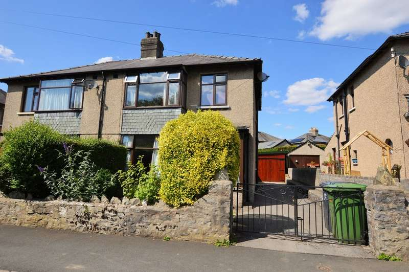 3 Bedrooms Semi Detached House for sale in Helme Drive, Kendal