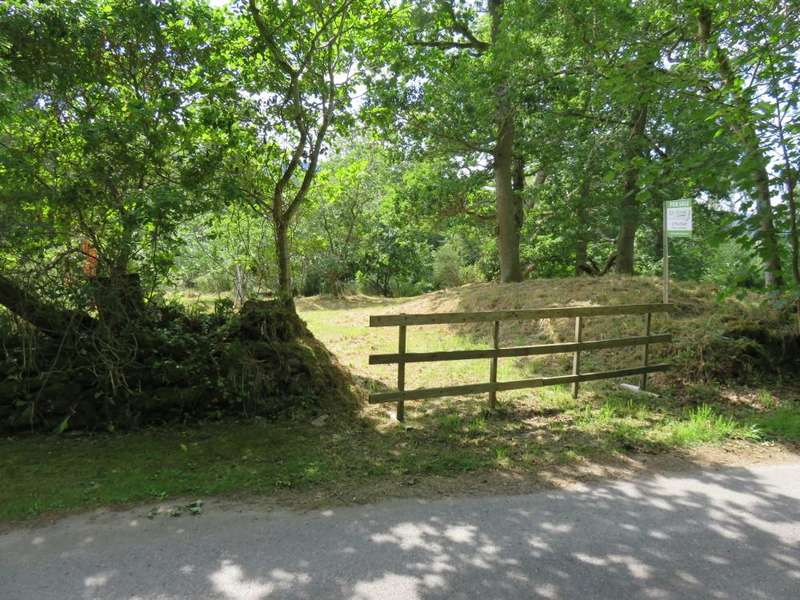 3 Bedrooms Land Commercial for sale in Plot at East Haugh, East Haugh, Pitlochry PH16 5JT