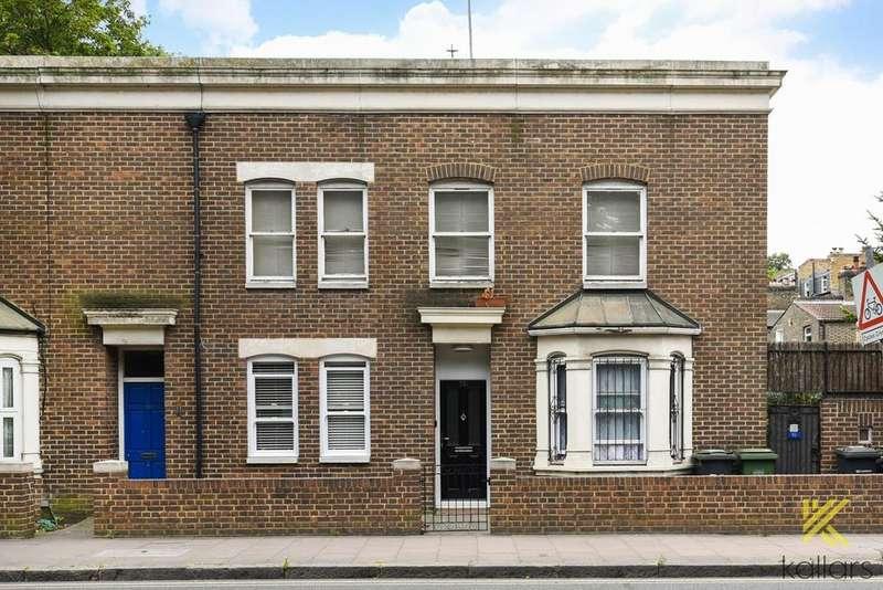 1 Bedroom Flat for sale in Brookmill Road, London, SE8