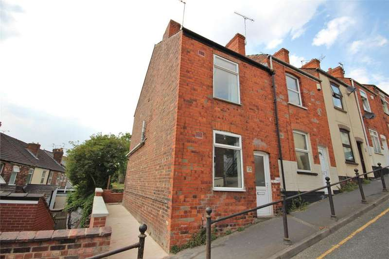 2 Bedrooms End Of Terrace House for sale in Victoria Street, Lincoln, LN1