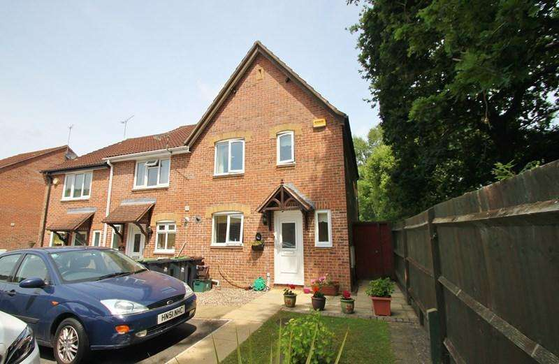 3 Bedrooms End Of Terrace House for sale in Albion Way, Verwood