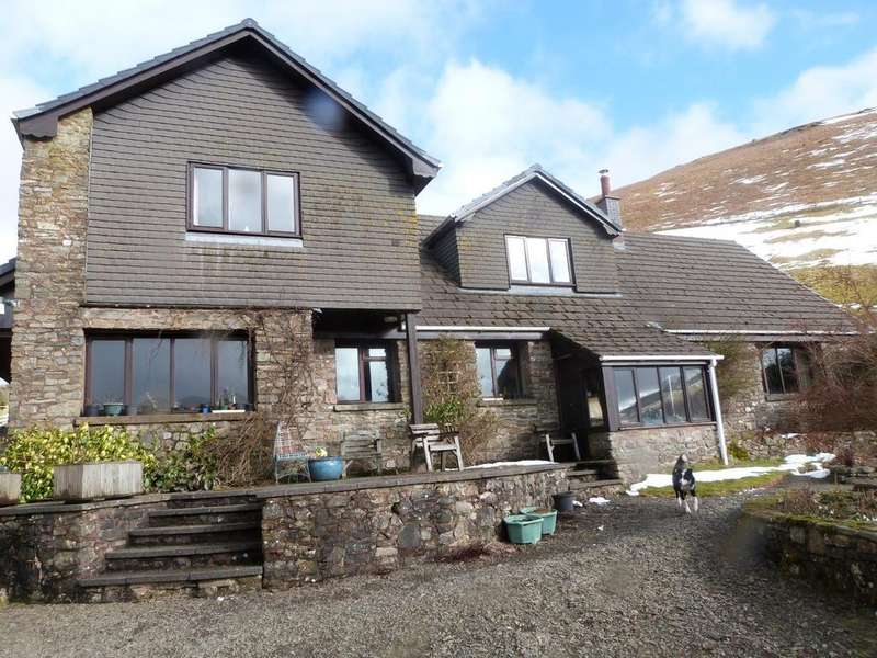 5 Bedrooms Detached House for sale in Builth Wells POWYS