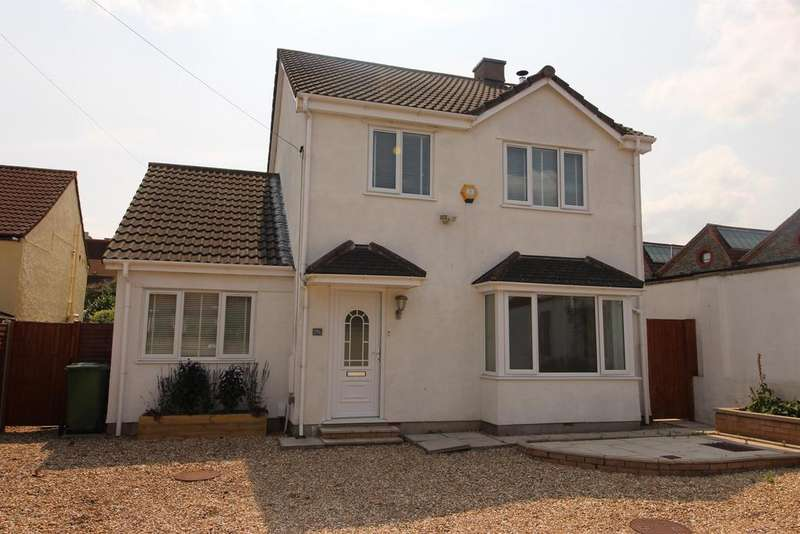 4 Bedrooms Detached House for sale in Beaufort Road, Staple Hill, Bristol, BS16 5JX