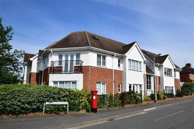 4 Bedrooms Apartment Flat for sale in Palmerstone Place, Palmerstone Road, Reading