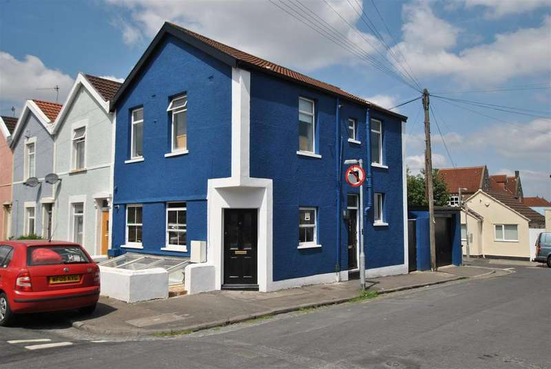 3 Bedrooms Maisonette Flat for sale in Sydenham Road, Knowle, Bristol