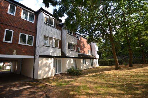 1 Bedroom Studio Flat for sale in Mount Lane, Bracknell, Berkshire