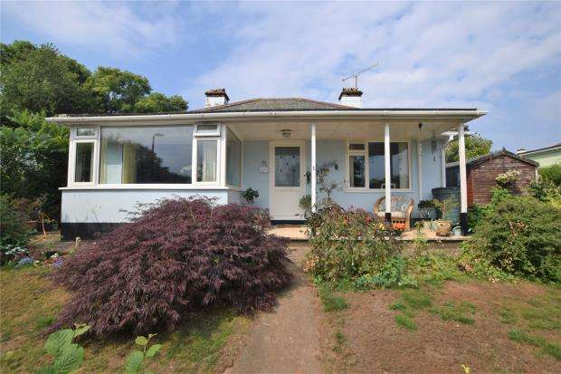 2 Bedrooms Detached Bungalow for sale in North Rocks Road, Paignton, Devon