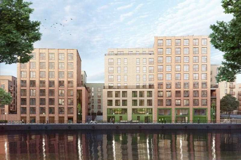 2 Bedrooms Apartment Flat for sale in Bridgewater Wharf, 257 Ordsall Lane, Manchester