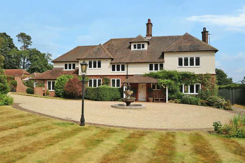 6 Bedrooms Detached House for sale in Whitchurch Hill, Oxfordshire
