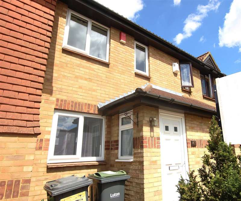 2 Bedrooms Terraced House for sale in Gilderdale, Luton