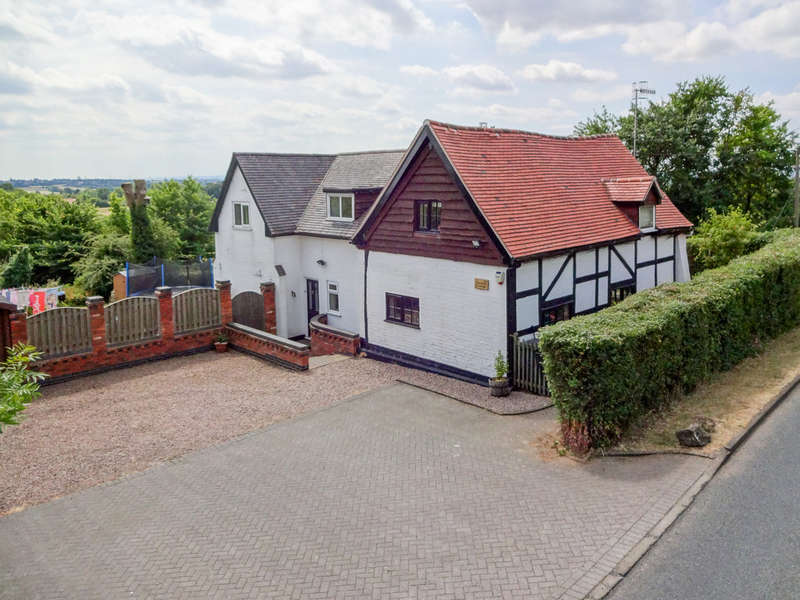 4 Bedrooms Cottage House for sale in Callow Hill Lane, Callow Hill, Redditch, B97 5PX