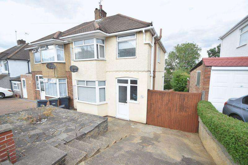 3 Bedrooms Semi Detached House for sale in Walcot Avenue