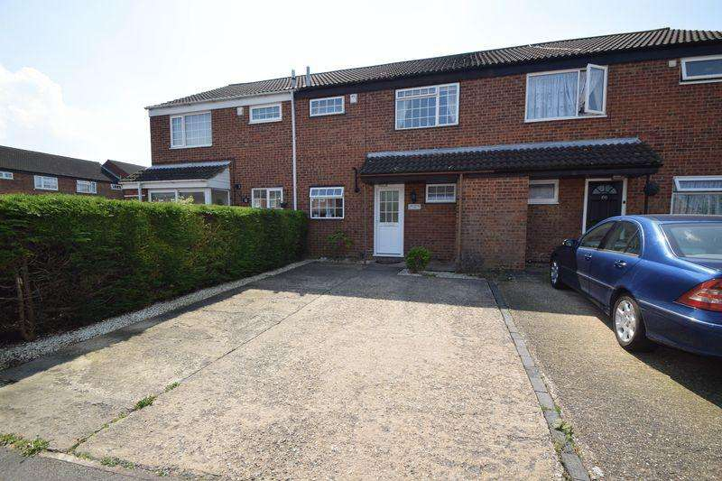 3 Bedrooms Terraced House for sale in Peregrine Road, Luton