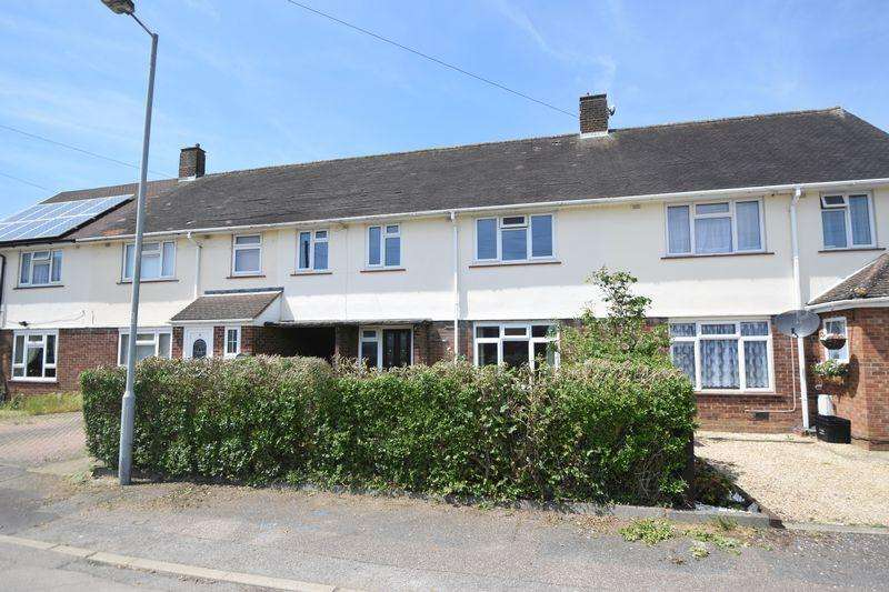 4 Bedrooms Terraced House for sale in Northdrift Way, Luton