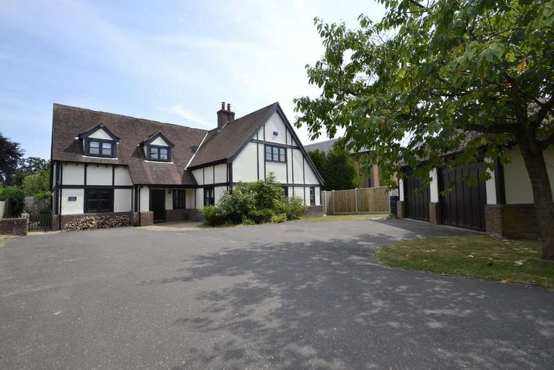 4 Bedrooms Detached House for sale in Brooke, Norwich, Norfolk